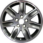 2004 2011 Mitsubishi Endeavor 17X7 Factory OEM 7 Spoke All Painted Silver Wheel