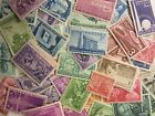 USA OLD postage stamp lots ALL DIFFERENT MNH 3 CENT COMMEMS UNUSED FREE SHIPPING