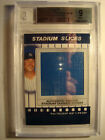 2008 Goose Gossage Topps Stadium Club Stadium Slices #SS-GG #25 25 BGS 9 Mint