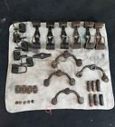 DUCATI 250 SCRAMBLER BEVEL ENGINE VALVE SPRINGS, GUIDES, CAPS, KEEPERS  MONZA+