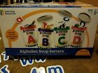 Learning Resources Alphabet Soup Sorters 208 Pieces See Details