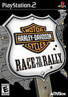 Harley-Davidson Race to the Rally - PlayStation 2, Good PlayStation2, Playstatio
