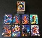1994 Marvel Masterpieces Complete 140 Card Base Set Comic Book Cards