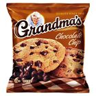 GRANDMA'S Chocolate Chip Cookies Big Soft And Delicious Case of 60 2.5 Oz NEW.