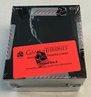 2018 Rittenhouse Game of Thrones Season 7 Factory Sealed Archives Box A