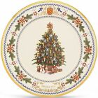 Lenox 2014 Finland Trees Around The World Plate Annual Christmas MADE IN USA NEW