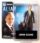 Stevenson Entertainment 18cm Arvin Sloane Action Figure - Alias From Abc-Tv