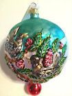 Christopher Radko Four Calling Birds Christmas Ornament 12 Twelve Days Box Tag