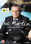 Doc Martin Series4 NEW PAL Cult 4-DVD Set Martin Clunes