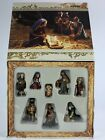 SCHLEICH 8 Piece NATIVITY Set Never Removed From Box Germany