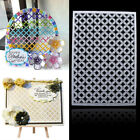 Background Metal Cutting Dies Stencil Scrapbooking Embossing Paper Card Craft HQ