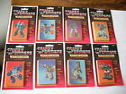 1985 HASBRO TRANSFORMERS (8) BLISTER CARD PACKS OF TRADING CARDS (GROUP F)