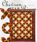 CHEVRON STAR RINGS Quilt Pattern Strip Piecing from Magazine