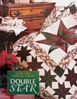 DOUBLE STAR Quilt Pattern Piecing  Strip Piecing from Magazine