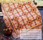 NATURAL BEAUTY Quilt Pattern Piecing  Strip Piecing from Magazine