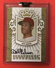 2007 Sportskings Bob Gibson Auto Autograph Sport Kings Uncirculated Gold (CH)