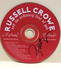 RUSSELL CROWE / TOFOG: MY HAND MY HEART – 12 TRACK CD, HAND SIGNED / AUTOGRAPH