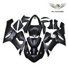 Injection Matte Black Fairing Fit for Kawasaki 2005 2006 ZX6R 636 Bodywork y018