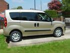 FIAT DOBLO WAV WHEELCHAIR ACCESSIBLE VEHICLE RAMP ADAPTED MOBILITY ACCESS CAR