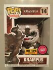 Funko Pop Krampus Limited Edition Flocked CHASE. Holiday Movies Exclusive Horror