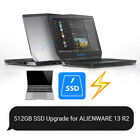 QUICK Alienware 13 R2 Upgrade to SSD Service Warranty 10 years experience