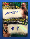 2012 Topps UFC Bloodlines Trading Cards 41