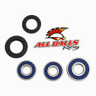 1997-1998 Honda SLR 650 (Euro) Motorcycle All Balls Wheel Bearing Kit [Rear]