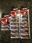 HOT WHEELS 2012 DALE EARNHARDT JRS PICKS FULL SET with extra car and error