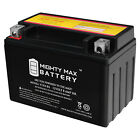 Mighty Max YTX9-BS SLA Battery Replacement for Kymco Bet and Win 150 00-05