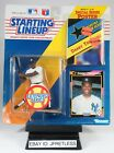 1992 Kenner SLU Starting Lineup Baseball Danny Tartabull New York Yankees NY NM