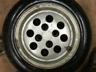 "GENUINE OEM 13"" FORD CAPRI PEPPERPOT SPARE ALLOY WHEEL V81EB-BB"