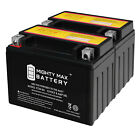 Mighty Max YTX9-BS Battery Replacement for Kymco Bet and Win 125 00-05 - 2 Pack