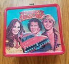 VINTAGE 1980 ALADDIN THE DUKES OF HAZZARD METAL LUNCH BOX NO THERMOS