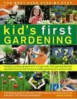 The Best-Ever Step-by-Step Kid's First Gardening - NEW - 9781782141914 by Hendy,