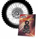 2009 Honda CRF150R Expert Wheel Bearing Kit
