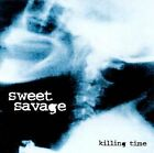 FREE US SHIP. on ANY 3+ CDs! NEW CD Sweet Savage: Killing Time