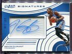 KEVIN DURANT 2015-16 Panini Clear Vision Signatures Autograph #5 AUTO #85 119