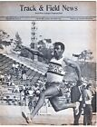 1970 Track and Field News Dave Smith Triple Jump Steve Prefontaine Three Mile AR