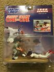 1999 Starting Lineup Cal Ripken Jr Kenny Lofton Freeze Frame