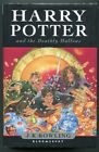 HARRY POTTER  THE DEATHLY HALLOWS Rowling UK 1st Printing HC DJ VG+ NF