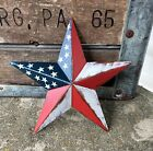 Primitive Americana  Barn Star  5.5 inch Rustic Farmhouse Decor