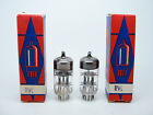 2 x NOS RVC ECC83 - 12AX7 Tested STRONG Vacuum Audio Double Triode German? Tubes