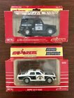 Majorette Super Movers Highway Patrol Police Diecast Mercedes Truck Impala Car
