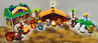 Fisher Price Little People Nativity Set with Music  Light People Animals Sce