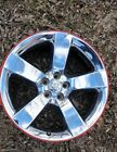 20 DODGE CHALLENGER CHARGER RT CHROME CLAD FACTORY OEM WHEEL RIM 2013 2014 2411