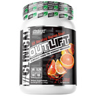 Nutrex Research Outlift Pre-Workout Clinically Dosed BONUS SIZE 30 Serving