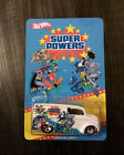 SUPER POWERS CUSTOM HOT WHEELS DAIRY DELIVERY TRUCK KENNER