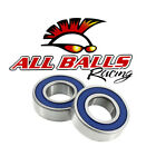 2007 Harley Davidson FXSTD Softail Deuce All Balls Wheel Bearing Kit [Front]