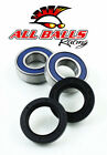 2004-2008 BMW F800S Motorcycle All Balls Wheel Bearing Kit [Front]