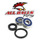 1981-1982 Honda GL500 Silver Wing Motorcycle All Balls Wheel Bearing Kit [Front]